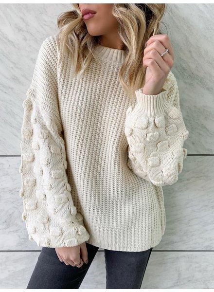 Nouveau Noir Sofia Sweater