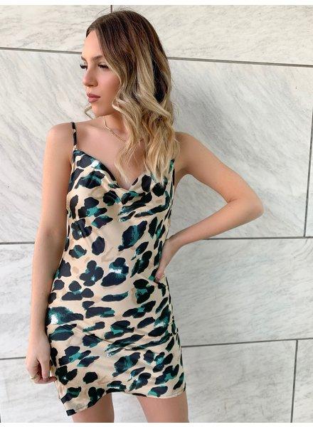 Nouveau Noir Valeria Slip Dress