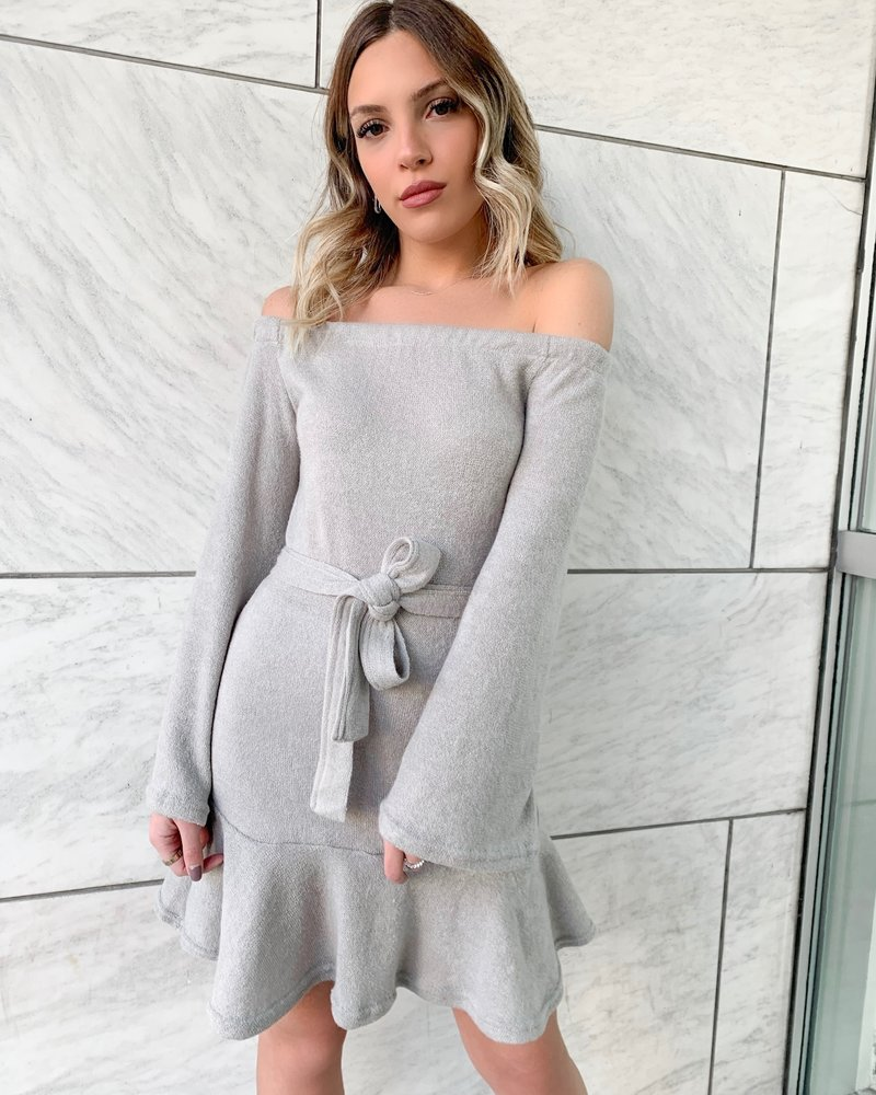 Nouveau Noir Briella Sweater Dress