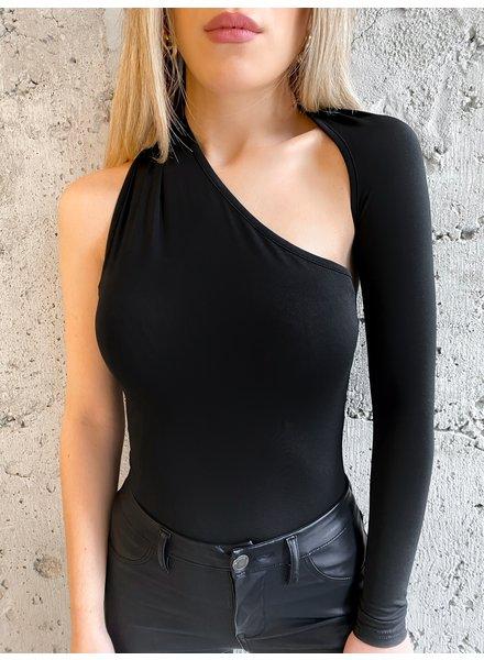 Nouveau Noir Londyn Bodysuit