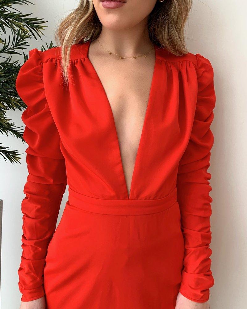 RUNAWAY THE LABEL Lara Dress