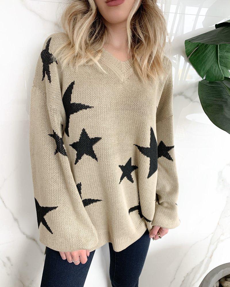 Nouveau Noir Nova Sweater
