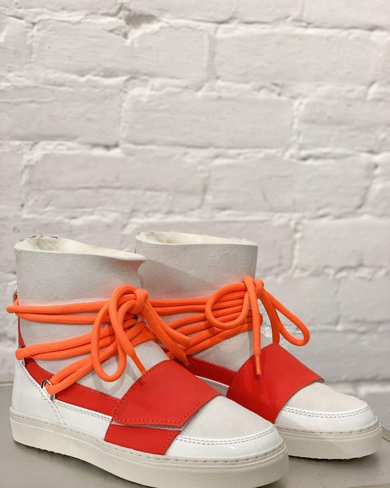 Inuikki Sneaker Flash Orange