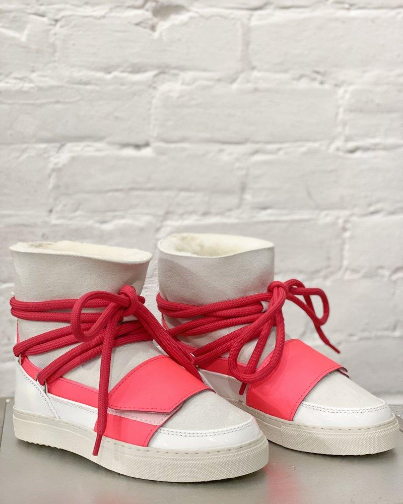 Inuikki Sneaker Flash Pink