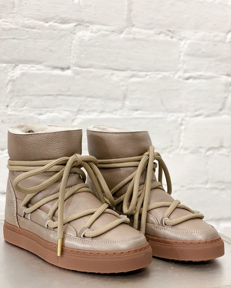 Inuikki Sneaker Leather Beige