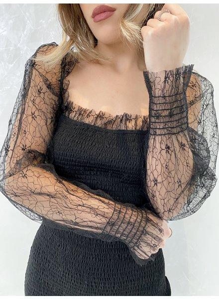 Nouveau Noir Alexa Dress