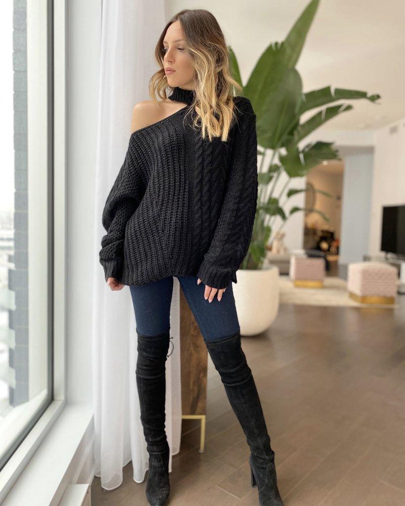 Nouveau Noir Bradley Sweater