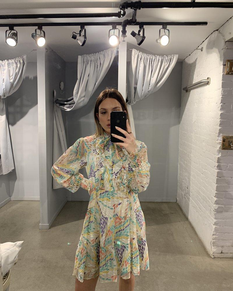 4AUCMINI Set Up LS Dress