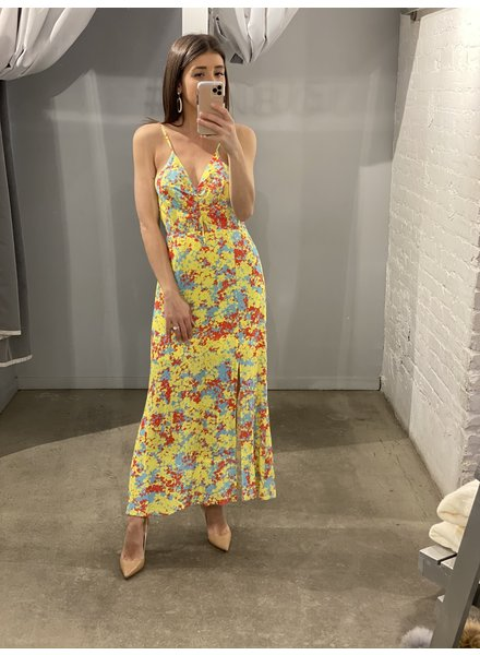 4AUFLMD Seasons Midi Dress