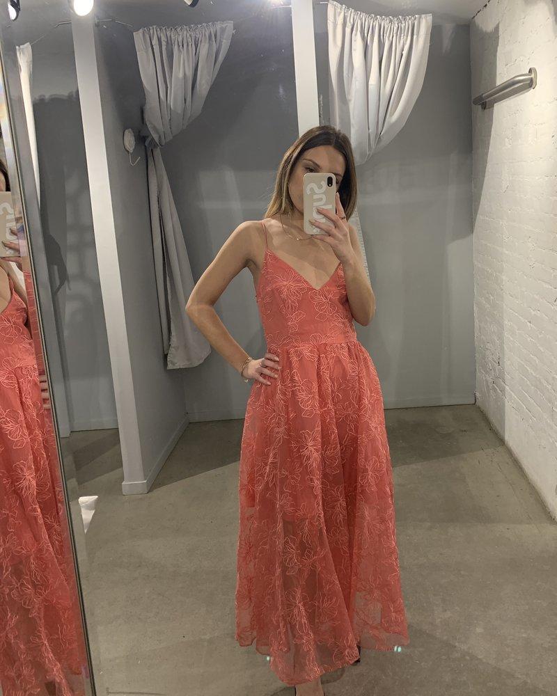 4AUKMD Dreams Midi Dress