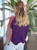 Nouveau Noir Riley Pullover Knit