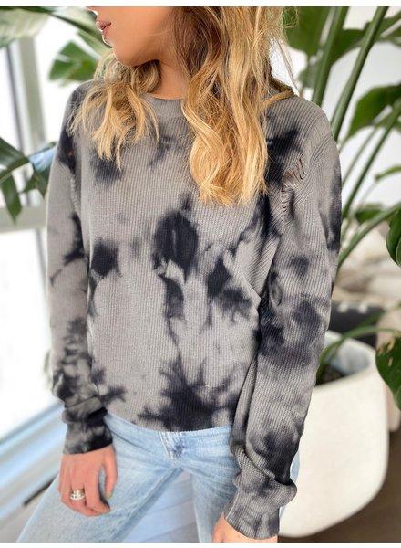 Nouveau Noir Saint Sweater