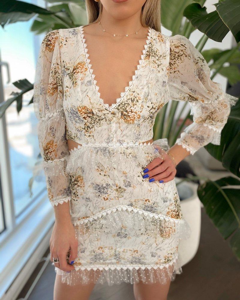 Seven Wonders The Label Shona Mini Dress