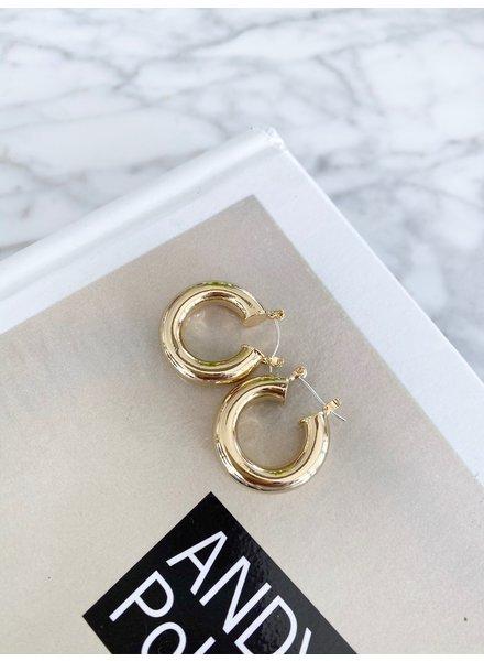 Nouveau Noir Marianna Earrings