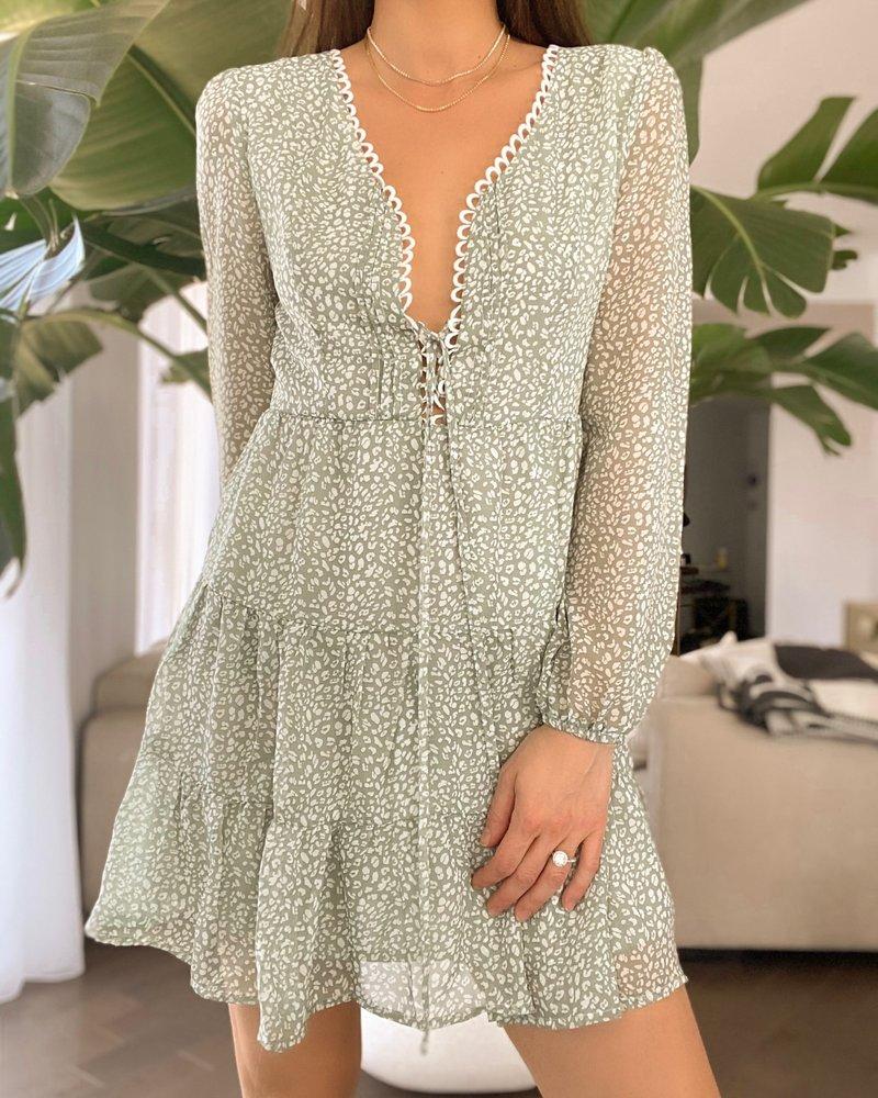 Nouveau Noir Marisol Dress