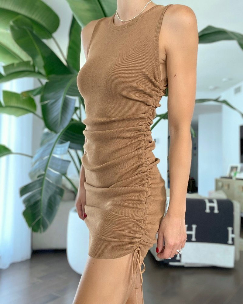 Nouveau Noir One Love Mini Dress