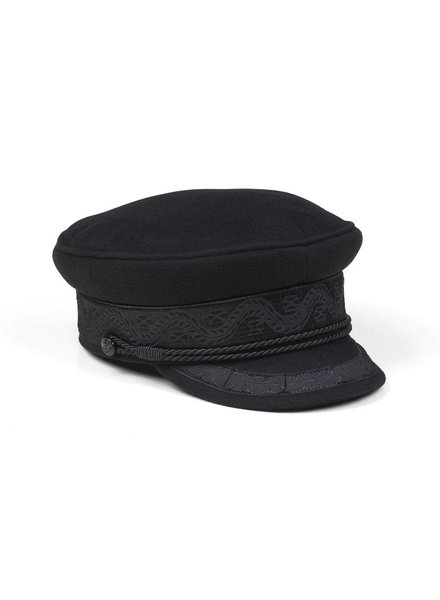 Lack of Color Riviera Cap Black