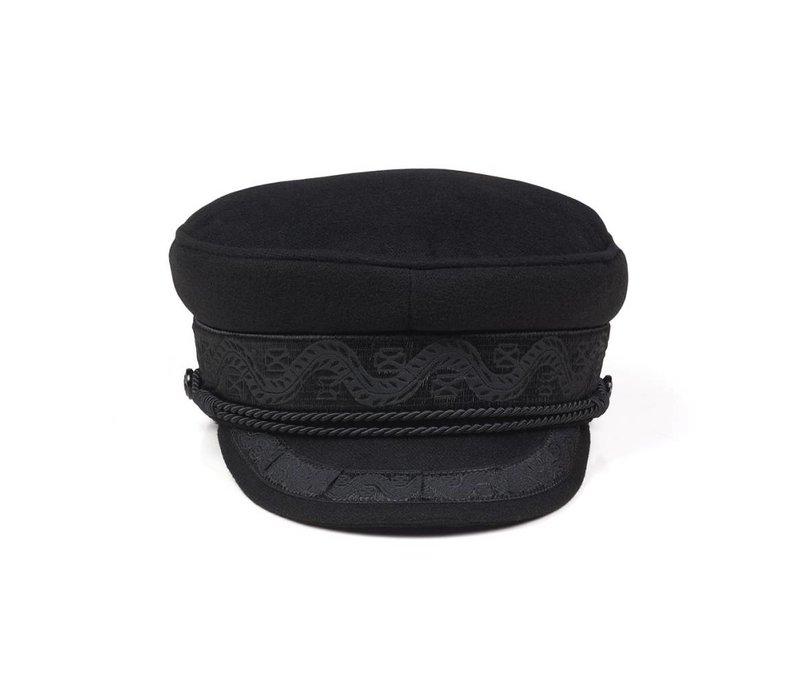Riviera Cap Black