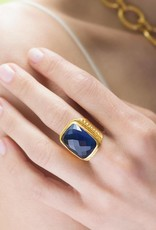 Julie Vos Catalina Statement Gold Ring