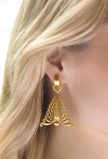 Julie Vos Charleston Statement Earrings