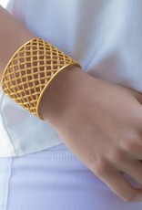 Julie Vos Loire Gold Cuff