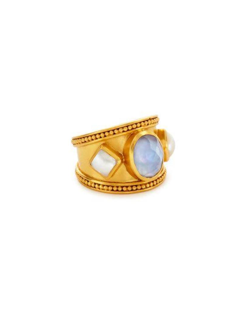 Julie Vos Loire Stone Ring