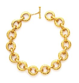 Julie Vos Savannah Link Necklace