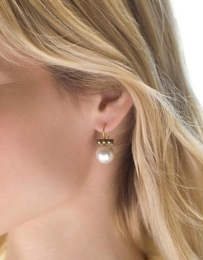 Julie Vos SoHo Pearl Earring