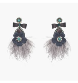 Lagoa-S Earrings