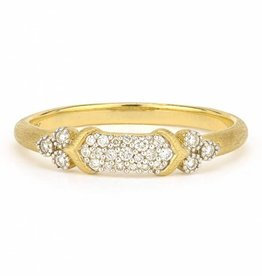 Jude Frances Moroccan Marrakesh Simple Pave Band