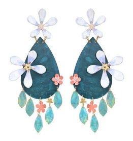 We Dream In Colour Night Garden Earring