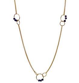 Brea Lapis Necklace