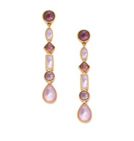 Julie Vos SAVANNAH STATEMENT EARRING