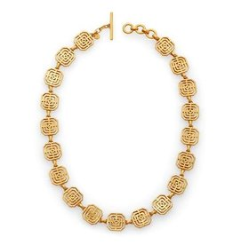 Julie Vos Geneva Necklace Gold