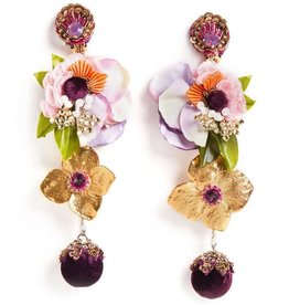 Ranjana Khan Divine Earrings