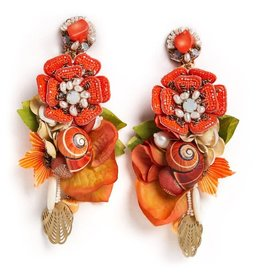 Ranjana Khan Helios Earrings