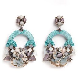 Ranjana Khan Luna Earrings