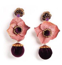 Ranjana Khan Jaded Earrings