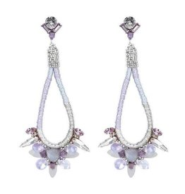 DEEPA GURNANI Paitlyn Earrings
