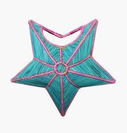 Mercedes Salazar Étoile Turquoise Petite