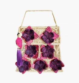 Mercedes Salazar Seven Violet Flowers