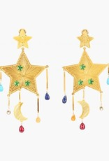 Mercedes Salazar Rainbow Shooting Stars