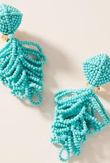 Sachin & Babi Mini LuLu Earrings in Turquoise