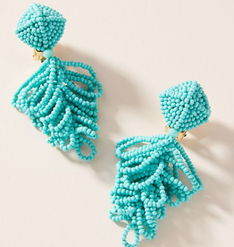 Sachin & Babi Mini LuLu Earrings in Turquoise