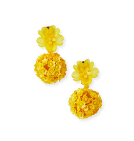 Sachin & Babi Fleur Drop Earring