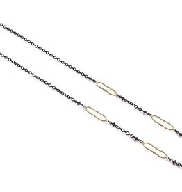Armenta Old World Elongated Link Layering Chain