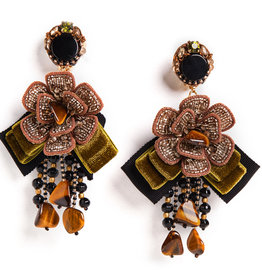 Ranjana Khan Cascade Earrings