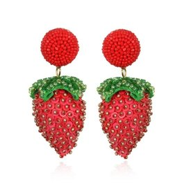 Fresa Drop Earrings