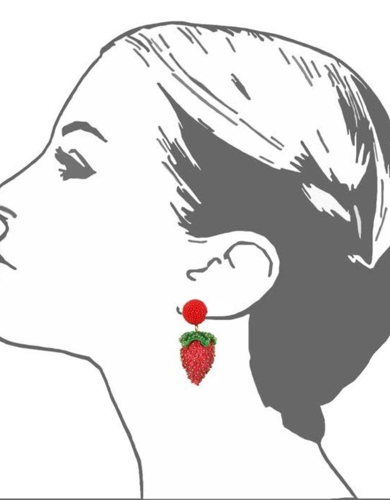 Fresa Drop Earrings