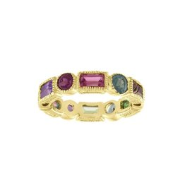 Eden Presley Shades of Purple Eternity Band